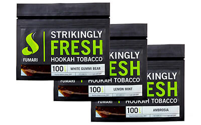 What are the Best Fumari Favors: Shisha Review