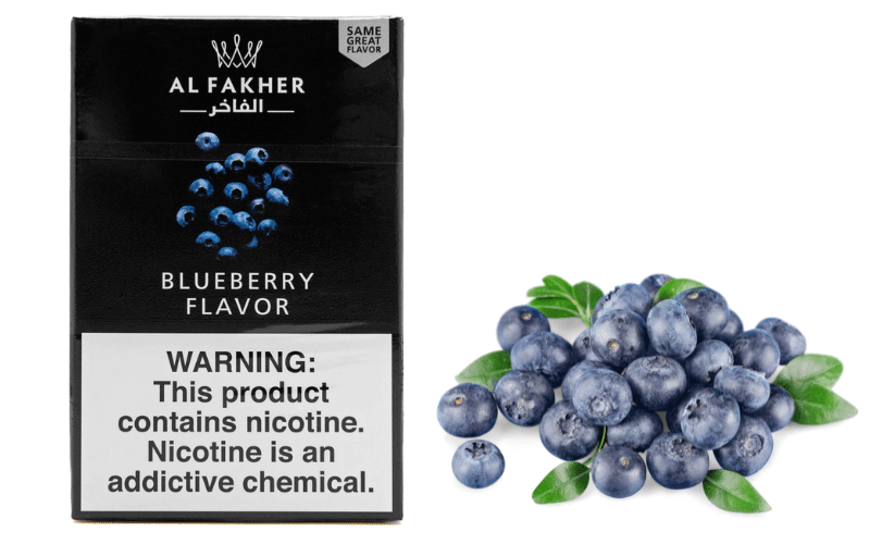 Al Fakher Blueberry flavor review
