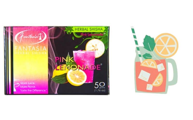 Pink lemonade shisha review