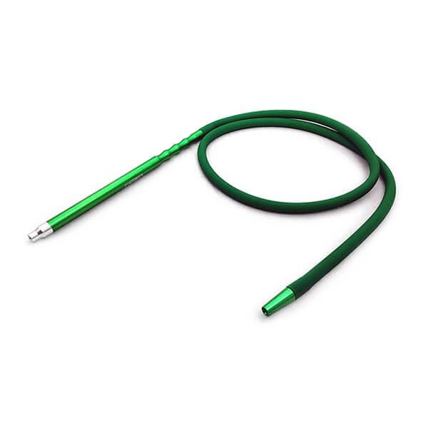 Washable silicone hookah hose