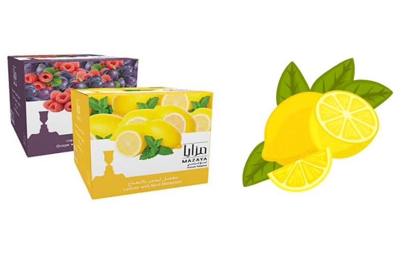 Lemon & mint mazaya review