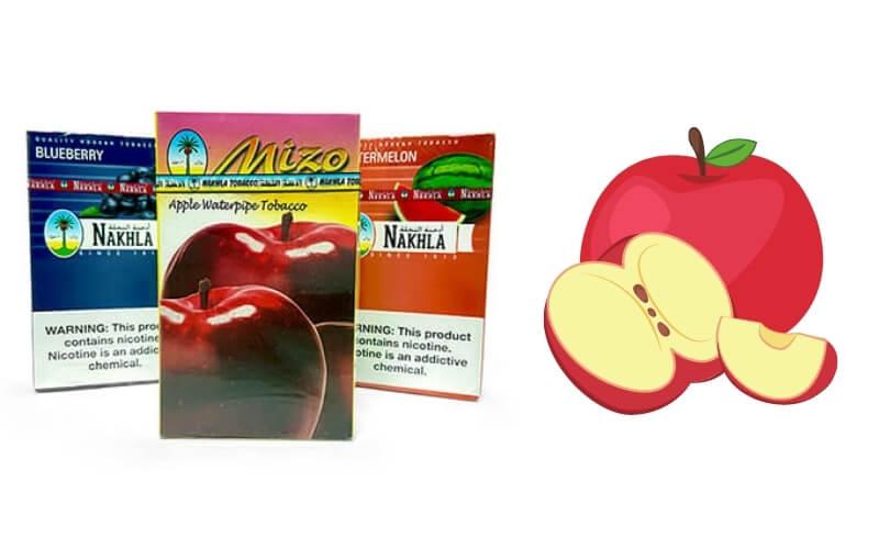 Two apples shisha review