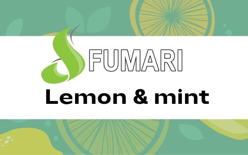Fumari Lemon & mint review