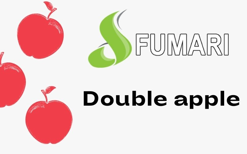 Fumari double apple review
