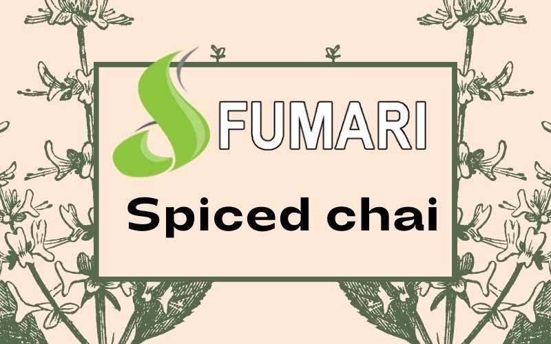 Fumari spiced chai review