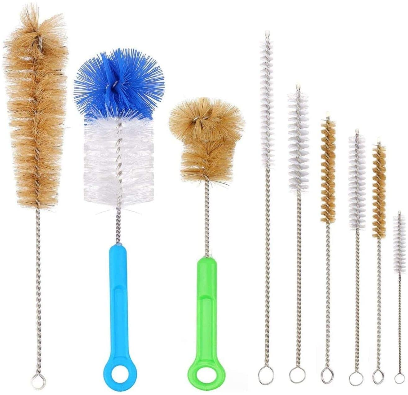 Hookah cleaning brushes