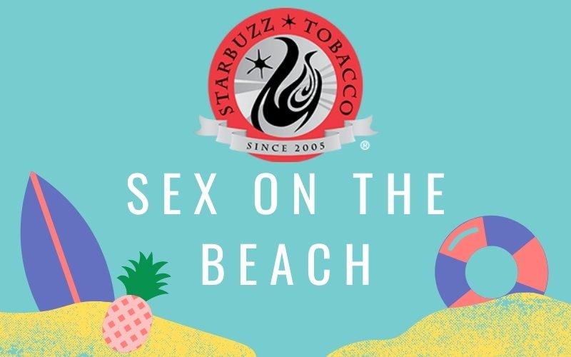 Starbuzz Sex on the beach flavor