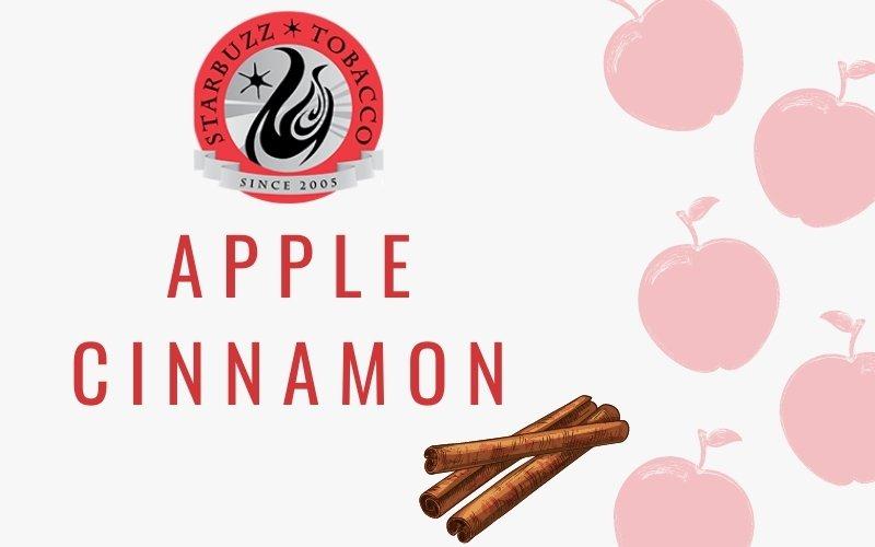Starbuzz apple cinnamon flavor review