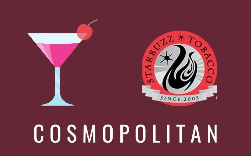 Starbuzz cosmopolitan flavor review