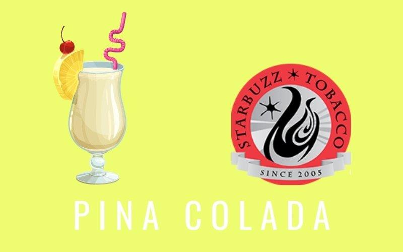 Starbuzz pina colada flavor review