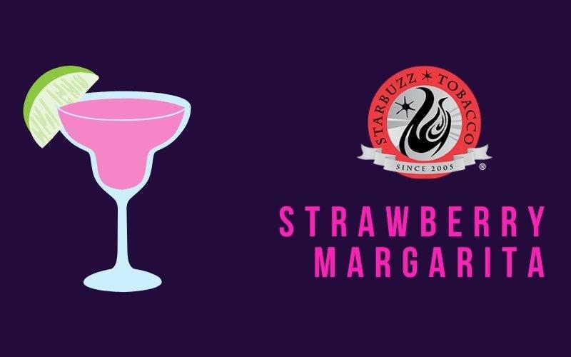Starbuzz strawberry margarita review