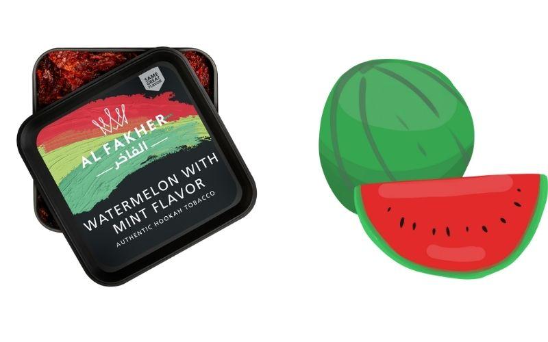 Watermelon by al fakher review
