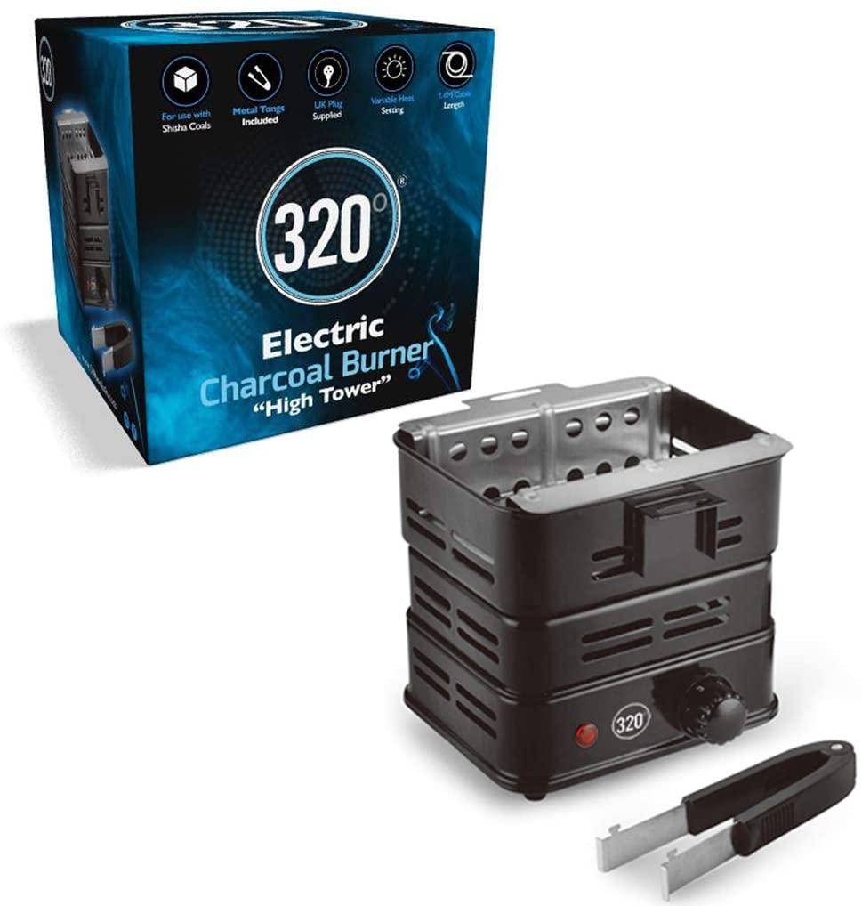 Coal burner 320