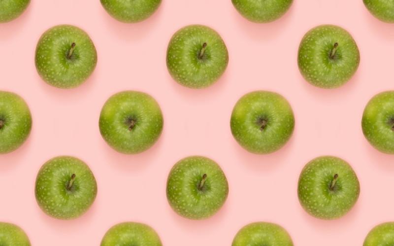 Apple fruit for hookah